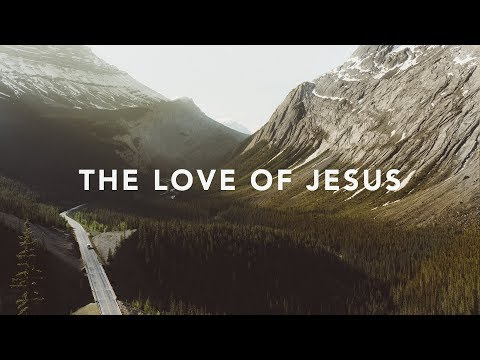 Nathan Taylor - The Love Of Jesus (Lyrics)