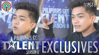 PGT 2018 Exclusive: Adrian Ferrer's beatboxing skills