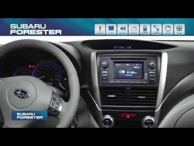 Subaru - instructional Video