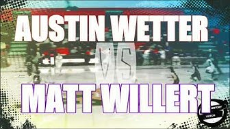 Austin Wetter vs Matt Willert #basketball #basketballhighlights