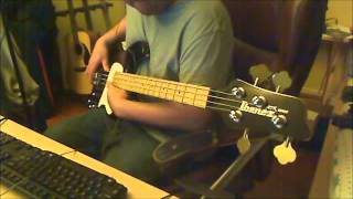 Mega Man 3 - Needle Man Theme (Bass Cover)