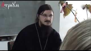 """Отец Даниил Сысоев. """"Ты попал на ТВ"""""""
