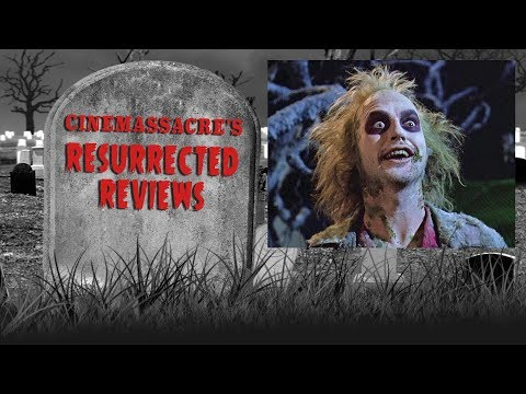 Beetlejuice (1988) Movie review