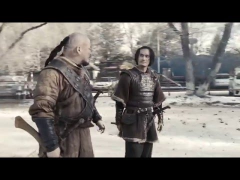 Mongol Style Fight Scene (2016) with SUBS