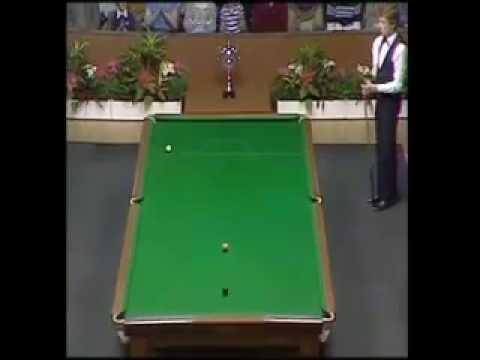 "Steve Davis 147 1982 Lada Classic Snooker ""First Televised 147"""
