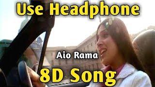 Aiyo Rama 🎧 8D Song 🎧 Falguni Pathak   Music Live-India