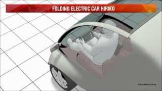 HIRIKO - Folding Electric Smart Car