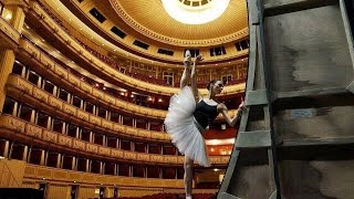 Day in Life with Prima Ballerina of the Wiener Staatsoper Liudmila Konovalova