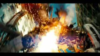 Transformers Music Video - Burning Down the House (The Used)