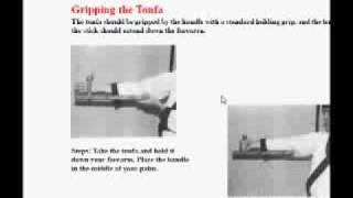 Tonfa Training Part 1