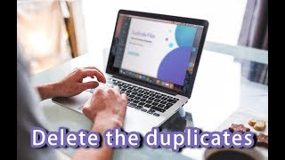 Dr. Cleaner | How to delete duplicate files on Mac