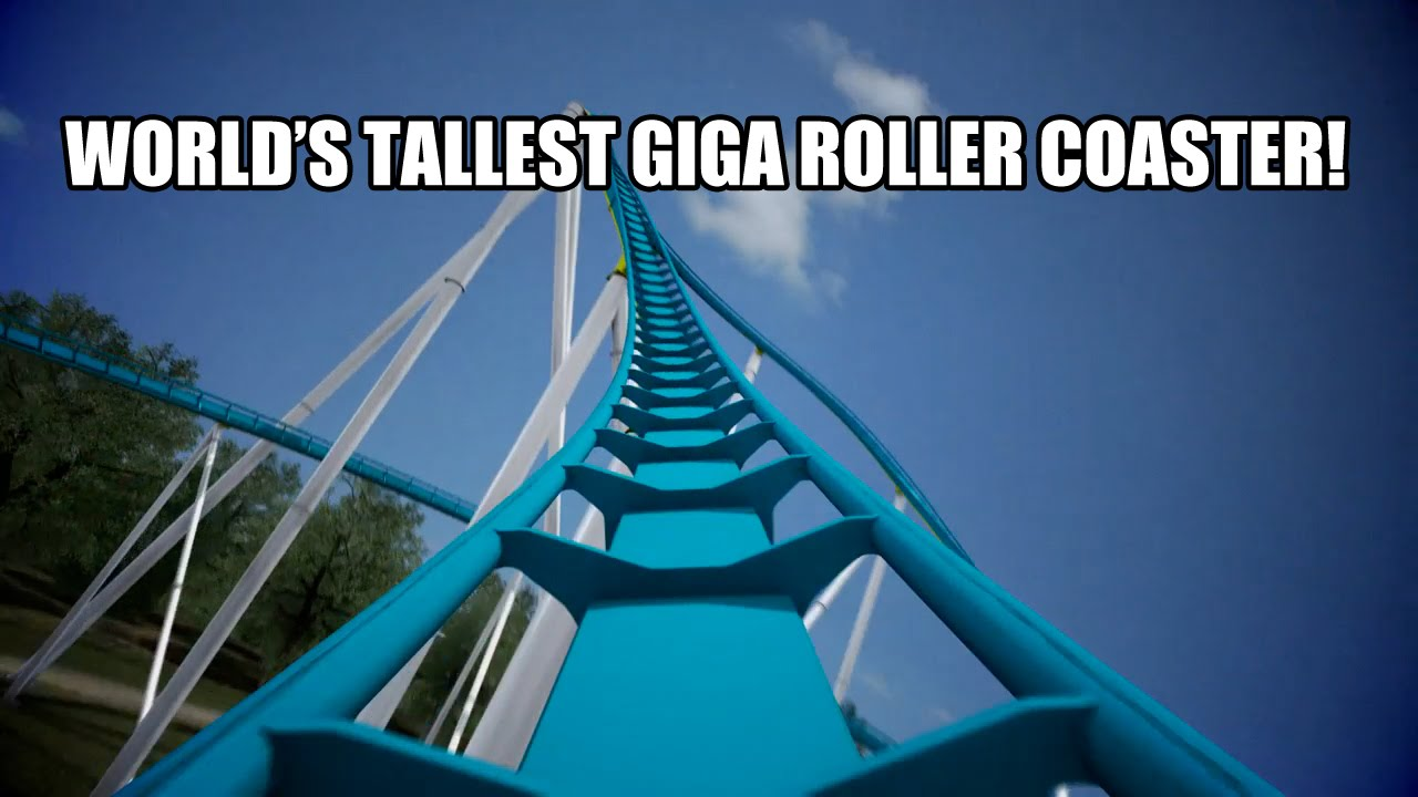 Fastest Roller Coaster In The World >> Fury 325 POV Worlds Tallest Giga Roller Coaster Carowinds 2015 - YouTube