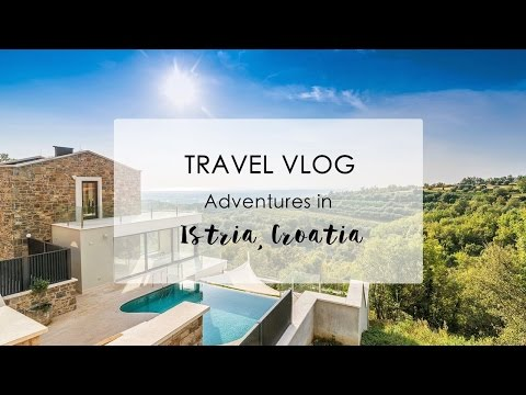 CROATIA VLOG | Things to do and see in Istria, Croatia? | Phoebe Greenacre | Wood and Luxe Blog