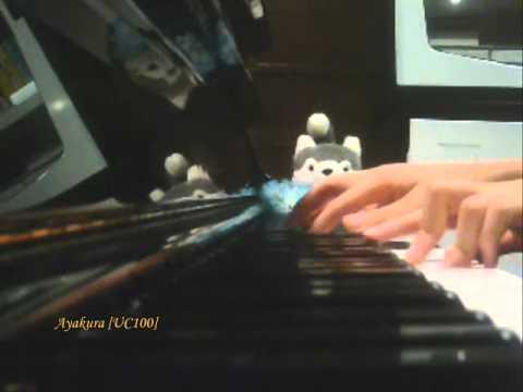 ❀Ayakura❀ ♫ Wishing ♫ (piano ピアノ ver.) - 西野カナ Nishino Kana