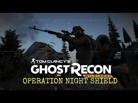 Ghost Recon Wildlands: Operation Night Shield: ODA (Delta Force)