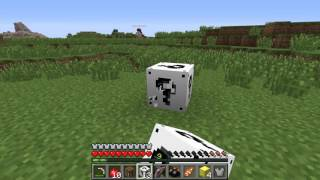 Minecraft — Outcast Challenge Games  Lucky Block Mod  Modded Mini Game