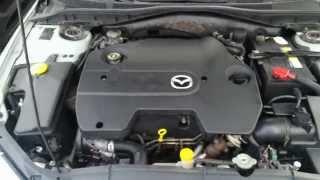 Вибрация мотора мазда 6 2 0 D 2003 MAZDA 6(GG,GY)  это был двухмассовый маховик ....