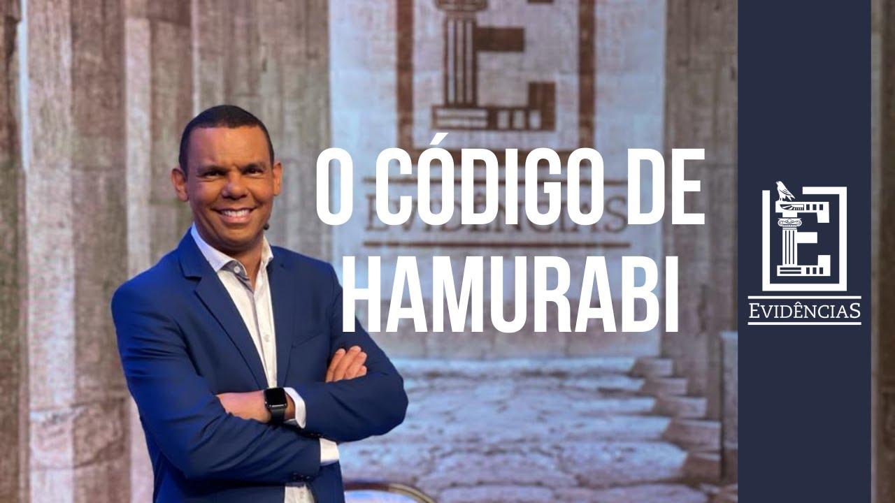 CÓDIGO HAMURABI   Evidências NT