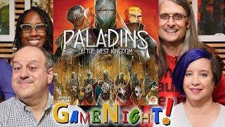 Paladins of the West Kingdom - GameNight! Se7 Ep37