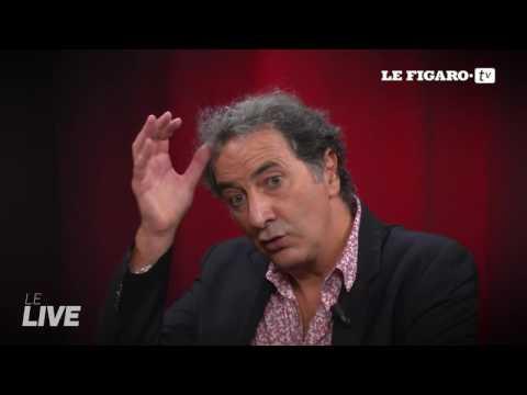"""François Morel fait son """"Live"""""""
