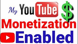 Monetizzation enable latest update,how to monetize my youtube channel monetize news december 2018