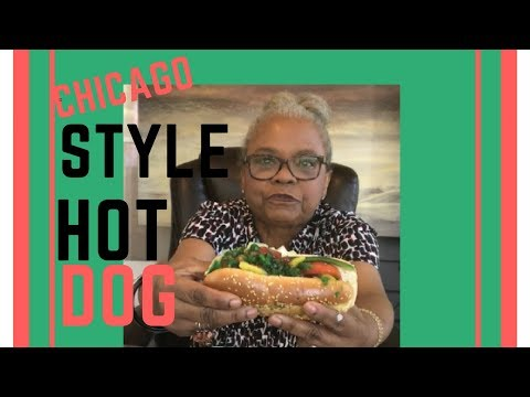 HOW TO MAKE CHICAGO STYLE HOT- DOGS INSPIRED BY QUANG TRAN