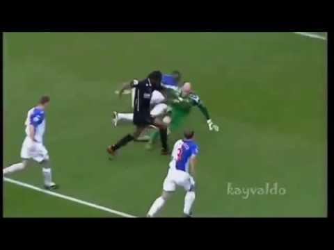 Nwankwo Kanu Legendary Goals: Rounding Goal Keepers