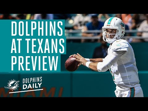Dolphins at Houston preview | Dolphins Daily