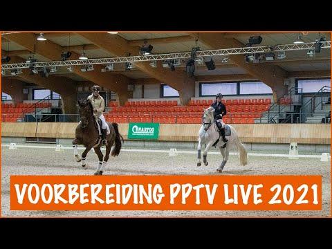 DE OPNAMES VAN DE PPTV ONLINE SHOW! | PaardenpraatTV