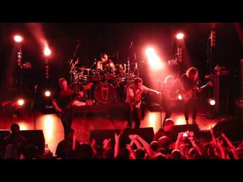 Atreyu  The Crimson  100515  Toronto Opera House  HD