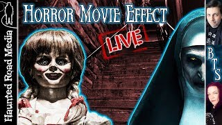 Effect of Horror Movies on Paranormal Culture
