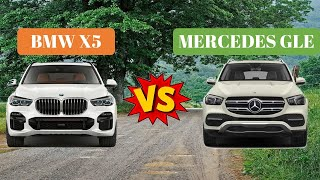 BMW X5 vs Mercedes GLE | Comparing Features, Options, and Leasing