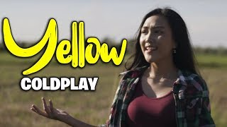 Coldplay Yellow Cover by Alvita
