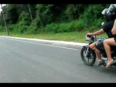 mickey na estrada
