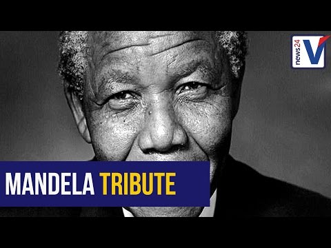 WATCH: Mandela's memory retold by South African icons