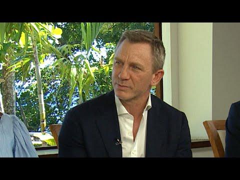 Daniel Craig Talks Passing the 'Bond' Baton After 25th Movie (Exclusive)