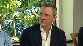 Daniel Craig Talks Passing the 'Bond' Baton After 25th Movie (Exclusive)