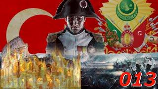 Geht Rom verloren? -  Let´s play Napoleon Total War Osmanisches Reich #013
