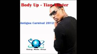 Body Up By Tian Winter (CD Track) Antigua 2012
