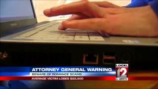 Beware of romance scams, average victim loses $22,500