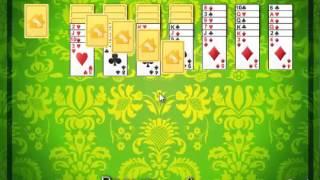 Пасьянс Скорпион - игра в карты онлайн