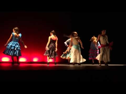 Festival Fin de Curso 2013    (Resumen primera Parte)