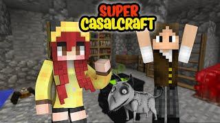 CONSTRUÍMOS UMA LINDA ÁREA DE POÇÕES! ♥ω♥   Super CasalCraft #33 thumbnail