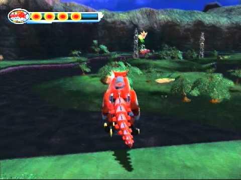Ps2 Power Rangers Dino Thunder Gameplay Youtube