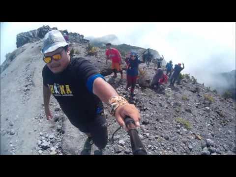 Mt. Merapi via Selo (full trail) in 10 minutes