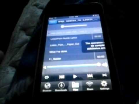 FREE MUSIC FOR IPOD TOUCH 2ND GENERATION