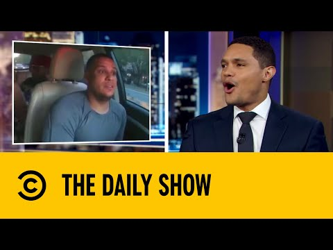 Recorded Backseat Birth In Brooklyn Cab  | The Daily Show with Trevor Noah