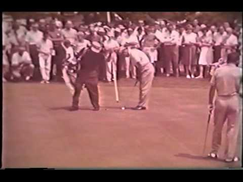 Snead vs Goalby at Philadelphia Country Club