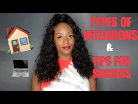 How To Ace ANY Job Interview! (Work From Home)