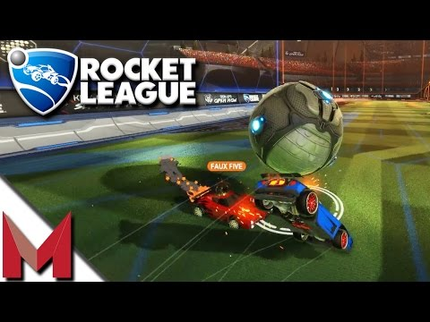 I BELIEVE I CAN FLY! -=- ROCKET LEAGUE GAMEPLAY -=- Ep74